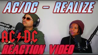 AC/DC - Realize (Official Video)-Couples Reaction Video
