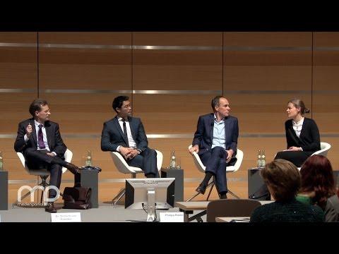 """Diskussion: über das Thema """"Neue Gründerzeit in Deutschland"""""""