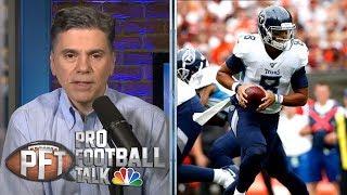 PFT Draft: Who is under most pressure in Week 4?   Pro Football Talk   NBC Sports