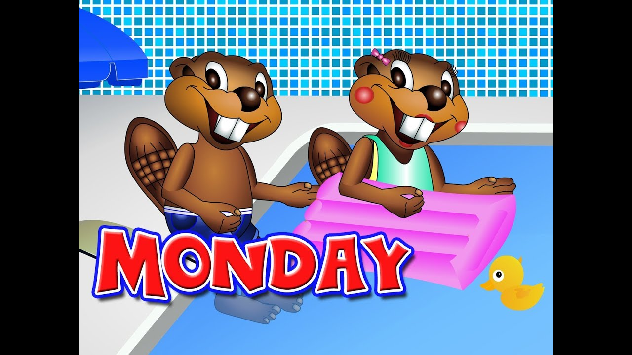 Quot Days Of The Week Quot Teach Weekday Names Monday Tuesday