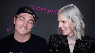 JEFFREE STAR AND NATE CUTEST MOMENTS