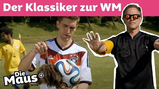 Fußball: Foskeln wörtlich genommen