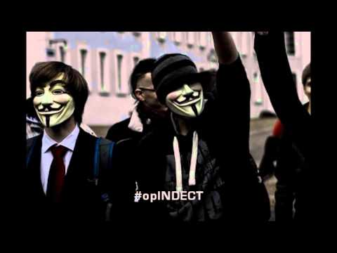 Anonymous | #opINDECT News
