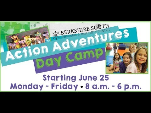 Action Adventures Day Camp 2014