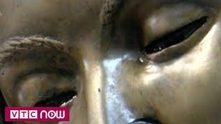 Đổ xô đi xem tượng Đức mẹ Đồng trinh khóc | VTC9