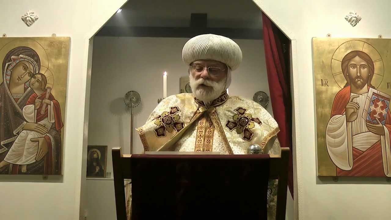 Metropolitan Abba Seraphim - Primate of the British Orthodox Church