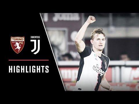 HIGHLIGHTS: Torino v Juventus - 0 -1 - de Ligt turns it on!