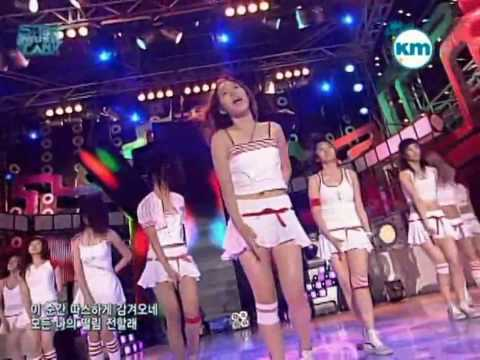 070828 SNSD -Into the new world @ Music Tank