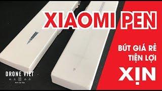 Drone Việt | Bút bi Xiaomi Mi Pen Giá Rẻ có Công nghệ Nhật & Thuỵ Sĩ thật hay không ?