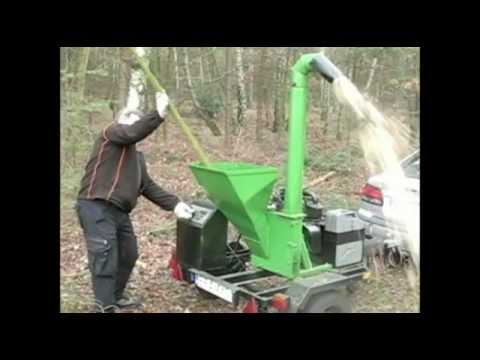 Rębak do drewna | Wood Chipper