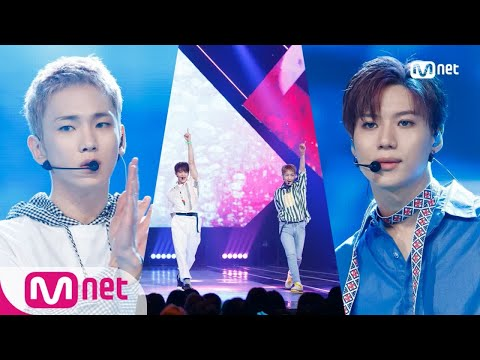 [SHINee - I Want You] KPOP TV Show | M COUNTDOWN 180621 EP.575