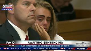 FULL HEARING: Michelle Carter Urged Boyfriend To Commit Suicide Over Text (FNN)