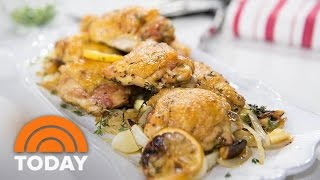 6-Ingredient Oven-Roasted Chicken: Nancy Silverton's Simple Recipe | TODAY