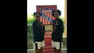 Kyla McGhee - 2018 NC AAU State Championships