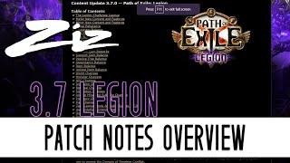 Ziz - 3 7 Legion Gladiator Cyclone + Melee Starter Build
