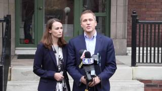 Eric Greitens Press Conference about wife being held up at gun point 12-6-2016