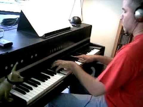 Hector Lavoe - Periodico de Ayer - Piano - AleMarquis