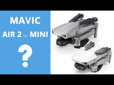 video DJI MAVIC AIR 2