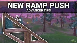 Fortnite: 3 Layer Ramp Push (Advanced Building Tips)