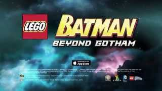 LEGO Batman goes Beyond Gotham and onto iTunes