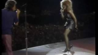 Tina Turner - Mick Jagger - State of shock - It's only Rock and Roll