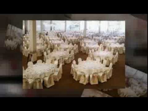 Belvedere Events and Banquets - Elk Grove Village Satin Chair Wedding and Event Decor