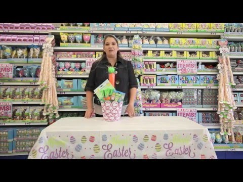 DIY Tanya shows us how to make an Easter basket on a $5 budget