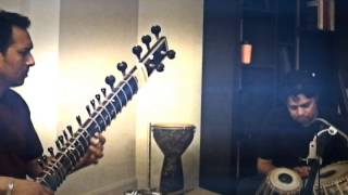 Enayet Hossain - Celestial Ragas : Rakesh Chaurasia, Hidayat Khan, Sabir Sultan Khan, Enayet Hossain