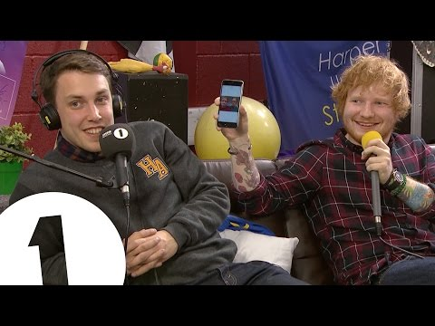 Honestly, this is the FUNNIEST 3 minutes of Ed Sheeran you'll EVER watch!