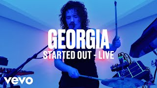 Georgia - Started Out (Live) - Vevo DSCVR