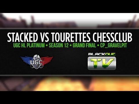 (Map 1) UGC HL Season 12 Grand Final: Stacked vs Tourettes Chessclub