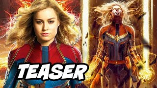 Avengers Infinity War Part 2 Teaser and Costume Upgrades Breakdown