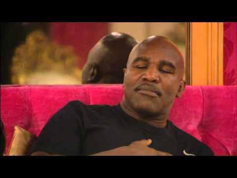 Evander Keeps Casey Calm After The Storm: Day 5, Celebrity Big Brother - Smashpipe Entertainment