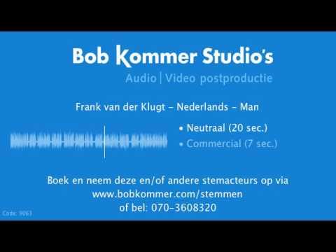 Frank van der Klugt   Nederlands   Voice over stemdemo