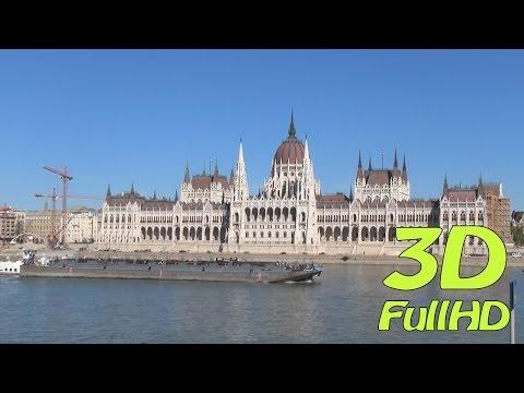 [3DHD] Parliament / Országház / Parlament, Budapest, Hungary / Magyarország / Węgry
