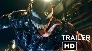 "Venom TV Spot ""Death Fight"" (2018) and Breakdown"