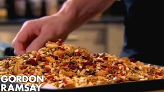 Gordon Ramsay's Granola Recipe