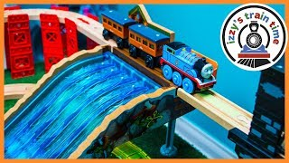Thomas and Friends NO SWITCH CHALLENGE! Fun Toy Trains for Kids