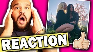 Christina Aguilera ft. Demi Lovato - Fall In Line (Music Video) REACTION