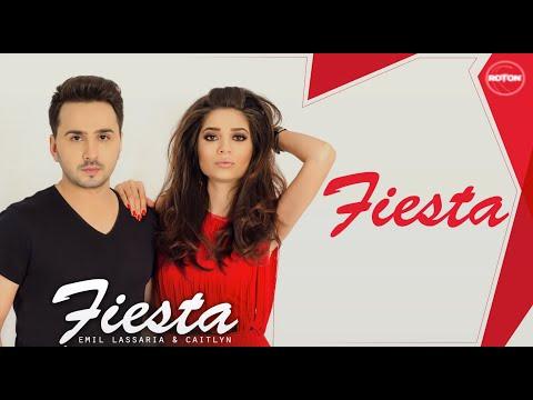 Emil Lassaria & Caitlyn - Fiesta