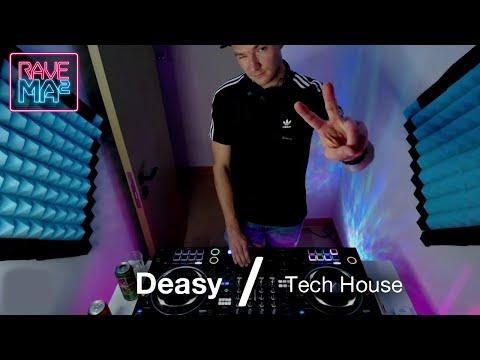 DEASY (Tech House) at MAMA Radio