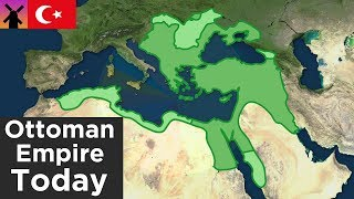What if the Ottoman Empire Reunited Today?