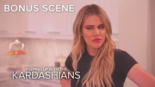 "KUWTK | Khloé Kardashian's ""Alarming"" Prank From Scott and Rob 