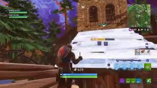 This is why you don't stand still in the Fortnite Sniper Shootout LTM