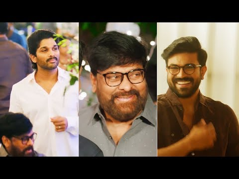 Allu Arjun Brother Allu Bobby's Wedding Video