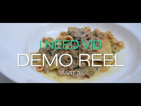 I NEEDVID 2014 Demo Reel part 2