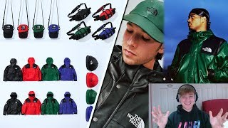 Supreme FW18 Week 9 - Supreme x The North Face Collab Thoughts