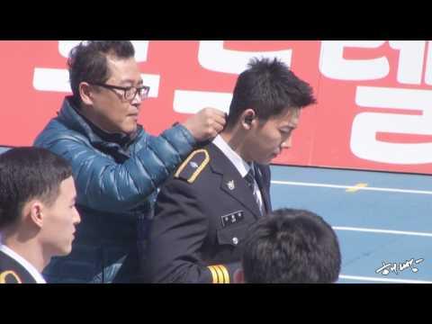 170402 서울경찰홍보단 축하공연 동해