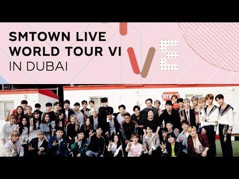180406 SMTOWN Live in Dubai (Full Concert)