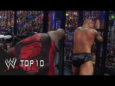 Les 10 moments les plus destructeur d\'Elimination Chamber